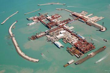 Добыча нефти на Кашагане по итогам 2018 г. может составить 13 млн тонн