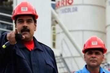 Венесуэла может направить нефть США в Россию