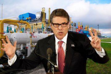США может навредить нефтяной отрасли Европы и Украины