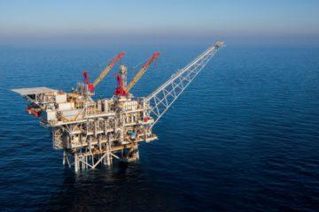 Израиль приостановил добычу природного газа