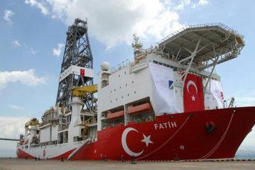 Турция намерена начать бурение в водах Северного Кипра