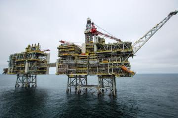 Уровень добычи нефти в Великобритании вырос на 9%