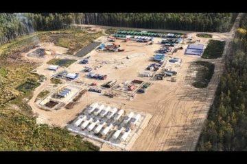 Месторождение Эрвье в Югре принесёт 34 млн тонн нефти